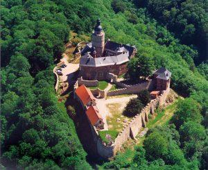 Harz - Burg Falkenstein