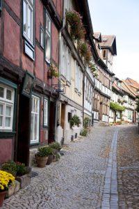 Quedlinburg – Fachwerkhäuser