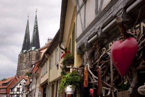 Quedlinburg – Marktkirche St. Benedikt