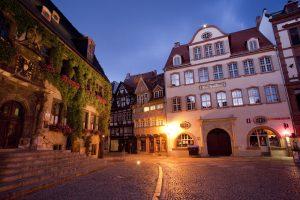 Quedlinburg – Rathaus