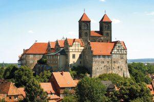 Quedlinburg – Stiftskirche