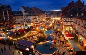 Quedlinburg – Weihnachtsmarkt