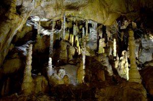 Rübeland – Baumannshöhle Säulenhalle