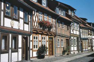 Wernigerode - Fachwerkhäuser