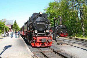 Wernigerode - Harzquerbahn