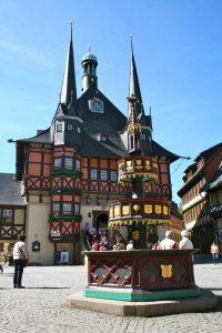 Wernigerode – Rathaus